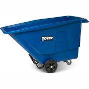 Toter® Tilt universel robuste camion UT110-00BLU - chap. 1 verge cube, Cap de 1200 lb.