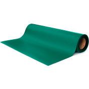 "Transforming Tech ESD Rubber Matting MT4530, 30""x50'x0.080"" - Green"