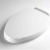 TOTO® SS204-01 Oval SoftClose® Seat, Cotton White
