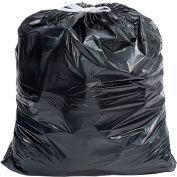 Sacs à orduresindustriels aveccordon Draw-Tuff®,55 gallons,1,4 mil,100/caisse