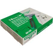 "Unger® 4"" inox lames de rechange, paquet de 10 - RB100"