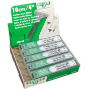 """Unger® 4"""" Replacement Blades Carbon Steel, 10 Pack - RB10C"""