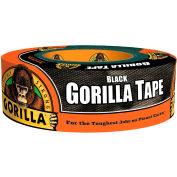 """Gorilla Black Duct Tape, 1,88"""" x 35 yd., qté par paquet : 6"""