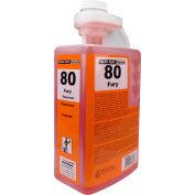 Multi-Clean® 80 FURY Heavy Duty Degreaser, Non-Corrosif -Basse Mousse, Non parfumé, bouteilles de 2L, 4/Case