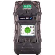 Altair® 5X Detector Mono (LEL,O2,CO, H2S), UL, Charcoal, w/Probe, 10116926
