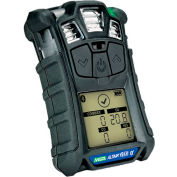 Altair® 4XR,Multigas Detector, (O2, H2S, LEL, CO) w/Charger, 10178557