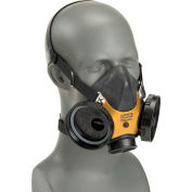 MSA Comfo Classic® Half-Mask Respirator, Large, 808076