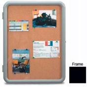 """United Visual Products W 24"""" x 36"""" H Image jointe sur visages avec cadre noir"""