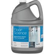 Science de Diversey plancher Floor Cleaner, bouteille Gallon, 4 bouteilles - 540441