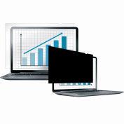 """Fellowes® 4813001 PrivaScreen™ Blackout Privacy filter-filtre pour écran large portables 12,5"""", qté par paquet : 4"""
