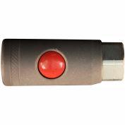 """Milton s-99705 M Style sécurité industrielle coupleur 1/4"""" FNPT"""