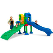 UltraPlay® Discovery Center 1 Deck Play Structure w/ Anchor Bolt