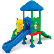 UltraPlay® Discovery Ridge Deck Play Structure w/ Anchor Bolt