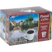 Pintail Coffee Breakfast Blend,  Medium Roast, 0.53 oz.,  12 K-Cups/Box - Pkg Qty 16