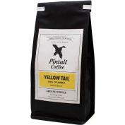 Pintail Coffee, Yellow Tail 100% Colombian Coffee, Medium Roast, 12 oz. - Pkg Qty 20