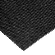 """Textured Neoprene Rubber Sheet with Acrylic Adhesive - 60A - 1/4"""" Thick x 12"""" Wide x 12"""" Long"""