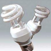 Ushio 3000552 Cf13clt/4100/E26, Coilight, Coil, 13 Watts, 10000 Hours- Cfl Bulb - Pkg Qty 10
