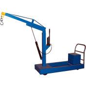 Vestil Counter Balanced Floor Crane CBFC-2000 2000 Lb. Capacity