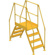 "4 Step Cross-Over Ladder - 67""L"