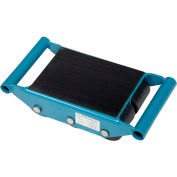 Vestil Machinery Skates FMS-6 - Fixed - 6 Rollers - Nylon