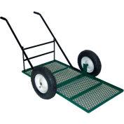 Low-Profile Tilt Nursery Landscape Cart LSC-2448-TC