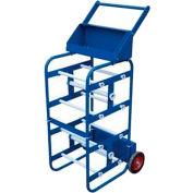 Capacité de 150 lb de Vestil, Caddy de bobine fil fil-D-E, Economie,