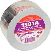3M™ VentureTape Foil Tape, 2-1/2 en x 60 Yards, 1581A-G075