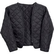 Red Kap® Zip-In/Zip-Out Liner Regular-S Black LN30