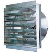 """MaxxAir™ 30"""" Heavy Duty Exhaust Fan W/ Integrated Shutter, 1/2 HP"""