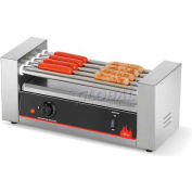Vollrath® 40820, Roller Grill, Acier inoxydable, 12 Hot Dogs, 120 Volt