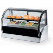 """Vollrath, Display Cabinet, 40854, 60"""" Curved Glass, Refrigerated"""