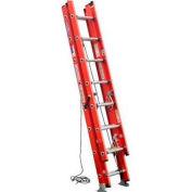 Werner D6220-3CA - 20' Grade 1A Fiberglass D-Rung Extension Ladder