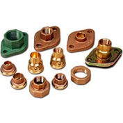 "Freedom Flange Set, 2"" Npt, Stainless Steel"