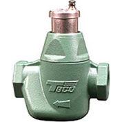 """Taco® Vortech® Series Air Separator 1"""" Threaded VRTX125-3 Green"""