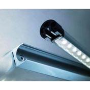 Waldmann 112544000-00001328 Slim LED Light Strip Adjustable  IP67  24V DC  7.7 in.