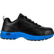 Reebok® RB4830 hommes Ateron noir et Oxford bleu Sport, noir/bleu, taille 9 M