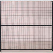 WireCrafters® 840 Style, Woven Wire Panels 7'W x 8'H