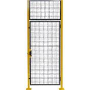 WireCrafters RapidGuard™ II - Hinge Door, 4' W x 8' H