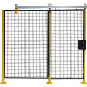 WireCrafters RapidGuard™ II - Sliding Door, 4' W x 6' H