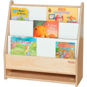 Wood Designs™ Toddler Bookshelf