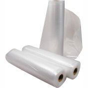 "Chamber Vac Sealer Bag Rolls 12"" x 50' (2 Rolls)"