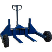 Wesco® Advantage Pro Max All Terrain Pallet Jack Truck - 3300 Lb. Capacity