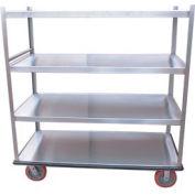Winholt® 4 étagère en aluminium Banquet camion Theswaggmantv-4