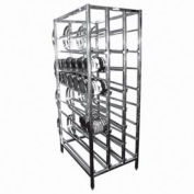 Winholt CR-156F-Gravity Fed peut distribution Rack, 156 (boîtes #10)