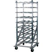 Winholt® CR-162 M-aluminium pleine taille peut distribution Rack, 162 (#10 canettes), 216 (boîtes #5)