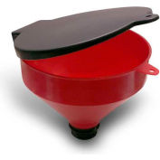 """Wirthco Funnel King® 4 Qt. Drum Funnel 32425 with 2"""" Threads & Lockable Lid"""