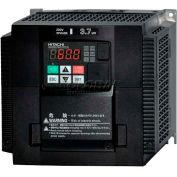 Hitachi Frequency Inverter, 5(7.5) HP, 200-240V, WJ200-037LF