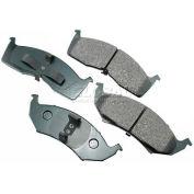 Akebono® Pro-ACT Series Ultra Premium Ceramic Disc Brake Pads - ACT642