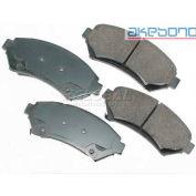 Akebono® Performance Series Performance Ceramic Disc Brake Pads - ASP699
