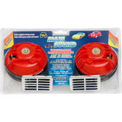 WOLO Maxi Sound - Dual Replacement Horns, Red - 320-2T